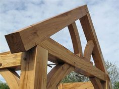 Oak Porches and other Oak Stuctures at Oak By Design
