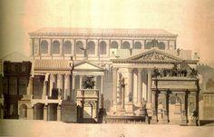 A monumental Roma Antiga - SkyscraperCity
