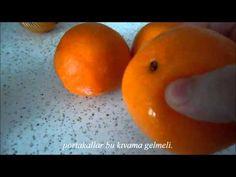 portakal reçeli nasıl yapılır çok lezzetli - YouTube Turkish Recipes, Cooking Recipes, Make It Yourself, Homemade Food, Fruit, Youtube, Drinks, Desserts, Drinking