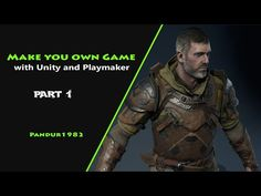 Make your own Game with Unity and Playmaker /German - YouTube