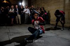 """Freestyle Dance Academy & The Bronx Boys Rocking Crew dancing at the Philadelphia Museum of Art for the """"Fall Into Art"""" series. Photo by Dave DiRentis Photography. #freestyledanceacademy #dance"""