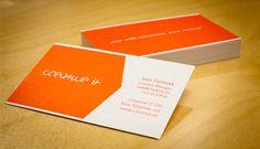 Creative IT Business Card | CardRabbit.com