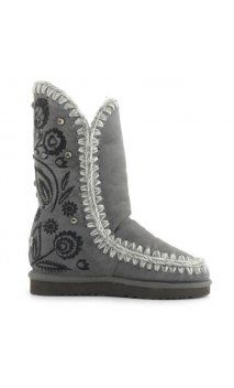 Bota MOU Eskimo Inner Wedge Tall Embroidery