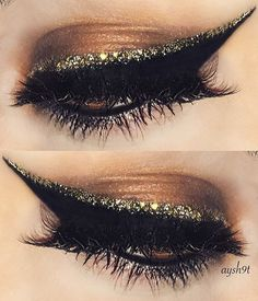 How to Wear Liquid Glitter Eyeliner Like a Pro How to Wear Liqu. - How to Wear Liquid Glitter Eyeliner Like a Pro How to Wear Liqu… How to Wear Liquid Glitter Eyeliner Like a Pro How to Wear Liquid Glitter Eyeliner Pretty Makeup, Love Makeup, Makeup Inspo, Makeup Art, Beauty Makeup, Makeup Ideas, Makeup Drawing, 90s Makeup, Makeup 2018