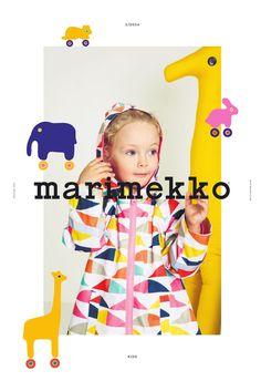Marimekko paper kids spring 2014