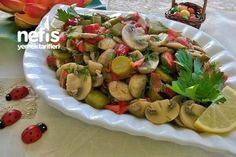 Mantar Salatası Tarifi nasıl yapılır? 3.104 kişinin defterindeki Mantar Salatası Tarifi'nin resimli anlatımı ve deneyenlerin fotoğrafları burada. Yazar: Mutfak Gülü Iftar, Potato Salad, Potatoes, Chicken, Meat, Ethnic Recipes, Food, Decoupage, Eten