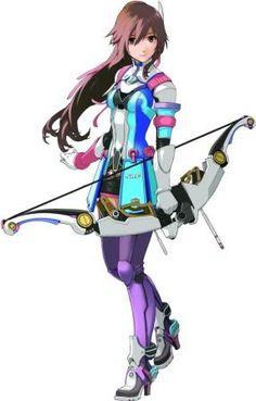 Anime archer girl photo archer.jpg