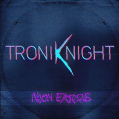 Troniknight - copertina del disco - In uscita nel 2012