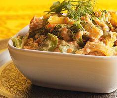 Maukasta, mausteista ja kevyttä: linssi-kasviscurry