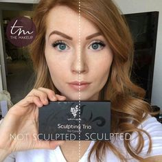 Yes Please! This kit is like Highlighting and Contouring for Dummies! And the FREE brush will end with May! #SimpleMakeUpMomma SimpleMakeUpMomma.com