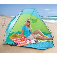 Beach Tent Only $21.99 Shipped @ Bargain Outfitters - Hot Deals For the hottest deals check us out at www.hotdeals.com or on FB! www.facebook.com/hotdealscom