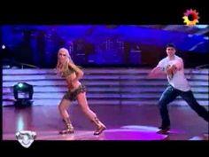 Emilia Attias - Reggaeton (Don Omar - Conteo) - YouTube