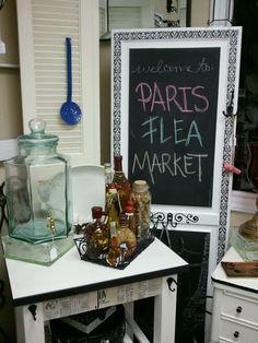 Paris Flea Market April 2013