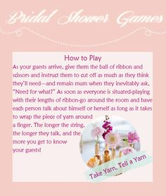 20 hilarious bridal shower games ideas you should try