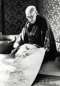 Japanese Obi weaving artist TATSUMURA Heizo (1876-1962) 龍村平蔵