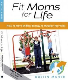 Giveaway Mavens: Fit Moms for Life book REVIEW/GIVEAWAY!