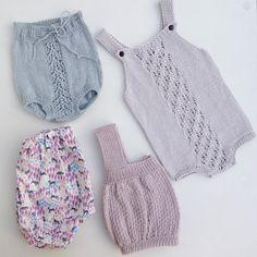 Baby bottoms  #babystrikk #bleiebukse #ministrikk #playpocketsuit #pocketplaysuit #kortbukse #bloomers #hentesett #dalegarn #sandnesgarn #lillelerke #babyull #alpakkasilke #stoffogstil #crazycatlady #hjertetrollstrikk15 #hjemmesydd #egenvri #egetmønster #hopelessknitter2015 #knitinspo123 #strikkedilla #strikketante