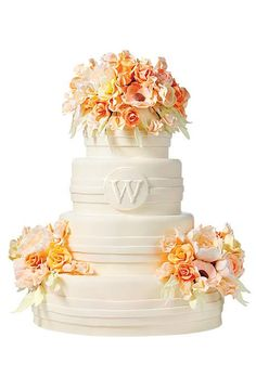 The Best Wedding Cakes of the Year Creative Wedding Cakes : Brides.com