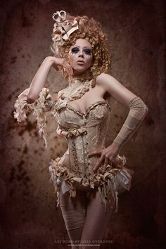 Victorian Doll by Ophelia-Overdose.deviantart.com on @deviantART