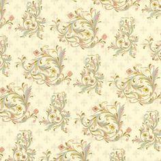 Kartos Florentine Print Paper - Emilia
