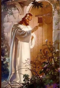 Jesus is knocking, will you let him in?