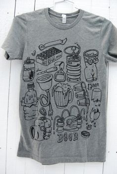 Beer t-shirt. beer lovers shirt. i love beer shirt. beer shirt. gifts for men. beer clothing. graphic tee. funny t-shirt. omg i love beer. by KRUSTYstuff on Etsy https://www.etsy.com/listing/485435296/beer-t-shirt-beer-lovers-shirt-i-love