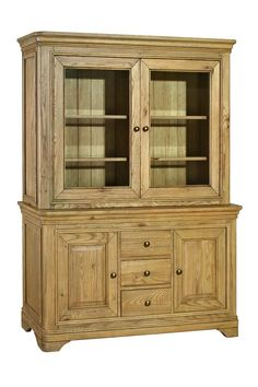Loire large glazed dresser. Order online at www.homewoodinteriors.co.uk