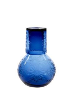 Decanter Pitcher in French Blue {The Little Market}
