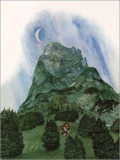 Albín Brunovský, Modra Kniha Rozpravok, 1974 Working Overtime, Fantasy Inspiration, Yandex, Prints, Artist, Books, Legends, Mermaid, Posters