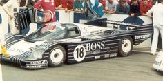 Boss #18 Obermaier Racing (D) 1983 Porsche 956 #109 Cars & Models