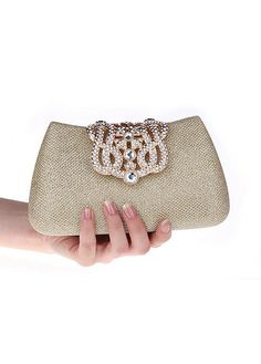 Statement Clutch - PINKPEARL by VIDA VIDA MZtJTJAH