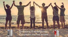 ¡@ZTE_es sortea 15 móviles en #FB! Cuantos más amigos consigamos más oportunidades de ganar tendremos ¿Me ayudáis?