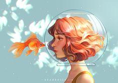 Art And Illustration, Illustrations, Arte Inspo, Girly Drawings, Cartoon Drawings, Digital Art Girl, Cartoon Art Styles, Anime Art Girl, Aesthetic Art
