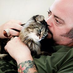 Jackson Galaxy.  Love his show!