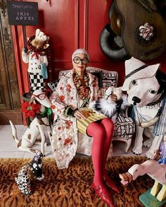 #fashion #irisapfel