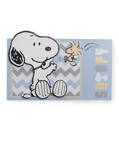 Look at this My Little Snoopy Wall Art on #zulily today!