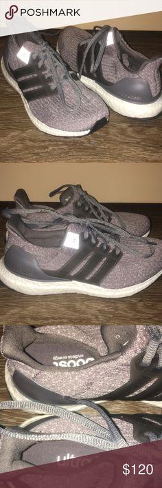 Adidas ultra boost: Triple negro Sneakers: adidas ultra Boost