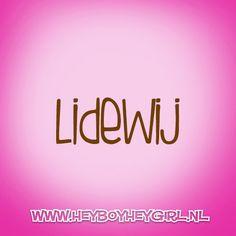 Lidewij (Voor meer inspiratie, en unieke geboortekaartjes kijk op www.heyboyheygirl.nl)