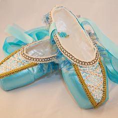Nutcracker Ballet Reed Flute Pointe Shoes