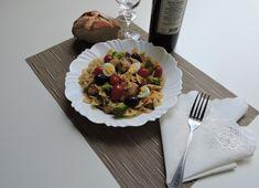 ABIMAPI ensina receita de salada de bacalhau com macarrão | Saladas > Salada de Macarrão | Receitas Gshow
