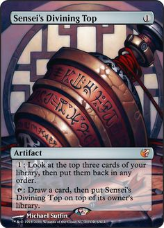 [Proxy] Sensei Divining Top