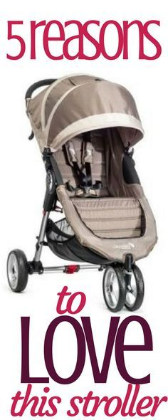 How to choose the be How to choose the best stroller for your newborn and your toddler! I love my Baby Jogger City stroller. 1. It is a lightweight stroller and folds up really flat. Great for stroller storage and fits nicely in the car. 2. It is durable. My stroller is still going strong for my third baby. 3. Suitable for newborns as it lays down almost flat. 4. It comes in a great range of colors. 5. It is an affordable stroller especially if you are planning on using it every day. For…