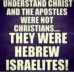 Christian hebrew israelite dating