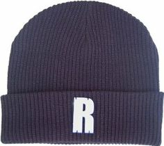 R Acrylic 3d Block Lettering Beanie Hat Black Name State City Team Initial    by GP Accessories    Price: $11.99  Sale: $8.99 & FREE Shipping on orders over $35. Details    You Save: $3.00 (25%)