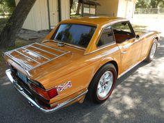 1972 Triumph : Registry : The AutoShrine Network Automobile, Classic Cars British, Online Cars, British Invasion, Engine Types, Car Show, Euro, Transportation, Wheels
