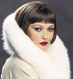 And this, children, is what you call style. Not with real fur though.