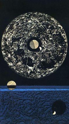 Max Ernst, Configuration No.16, 1974.