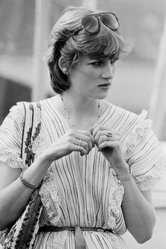 Diana Frances Spencer, Princess of Wales, in photographs from the Lady Di was killed 20 years ago today, on August Princess Diana Rare, Princess Diana Photos, Royal Princess, Princess Charlotte, Princess Of Wales, Lady Diana Spencer, Spencer Family, Prince Charles, Charles And Diana