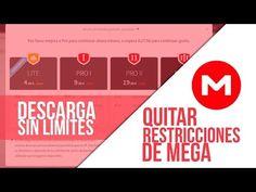Como Descargar de MEGA Sin Límites, Sin Restricciones Gratis! (3 Formas) - YouTube
