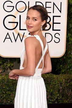 Alicia Vikander ~ Best Beauty Looks, VOGUE